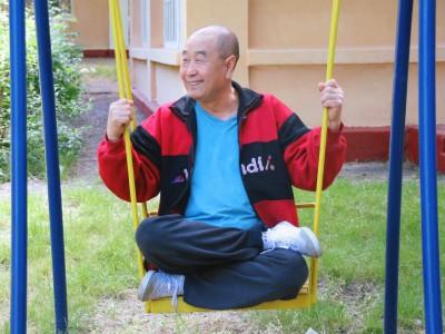 Мастер Му Юйчунь в Одессе