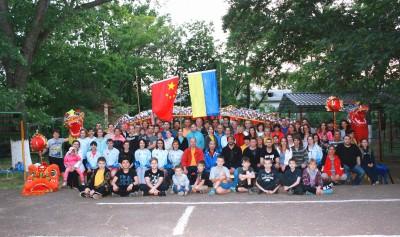 семинар по ушу для здоровья в Одессе