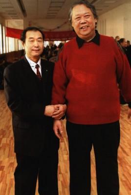 Сюй Футун друг и наставник мастера Му Юйчуна.