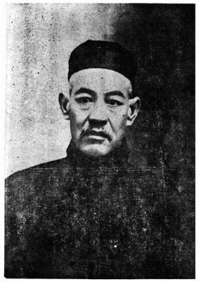 Мастер багуачжан Чэн Юлун, старший сын Чэн Тинхуа