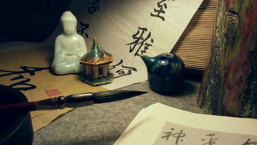 курсы китайской каллиграфии в Киеве