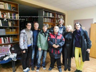 Дни китайской культуры! В Полтавской областной библиотеке совместно с Ассоциацией традиции и культуры Китая