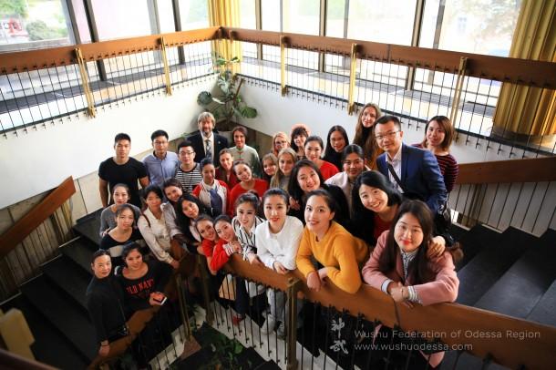дружба, Китай, Украина, институт Конфуция, 2017, КНР