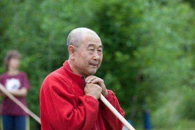 Мастер Му, Му Юйчунь, семинар, Закарпатье, китайская кухня