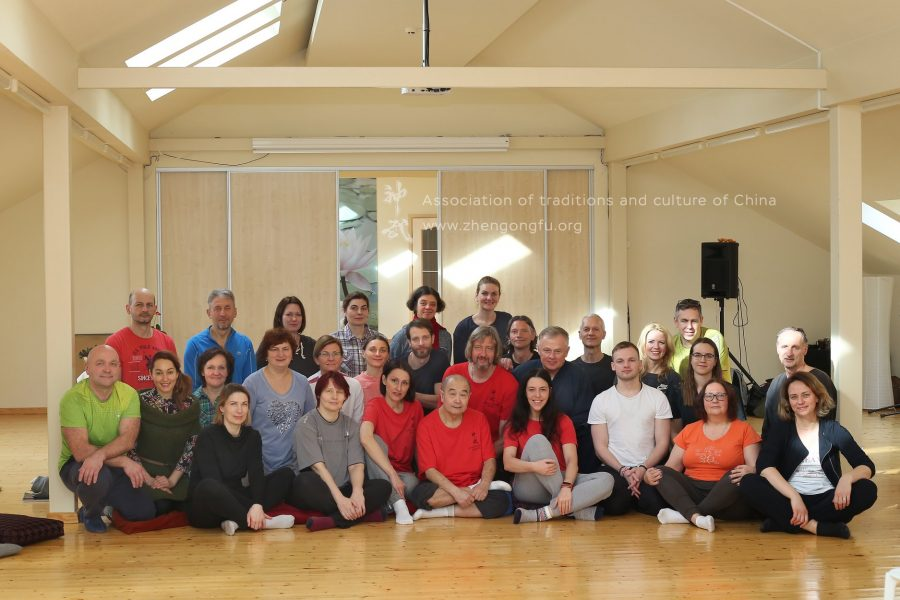 семинар, Му Юйчунь, Литва, здоровье