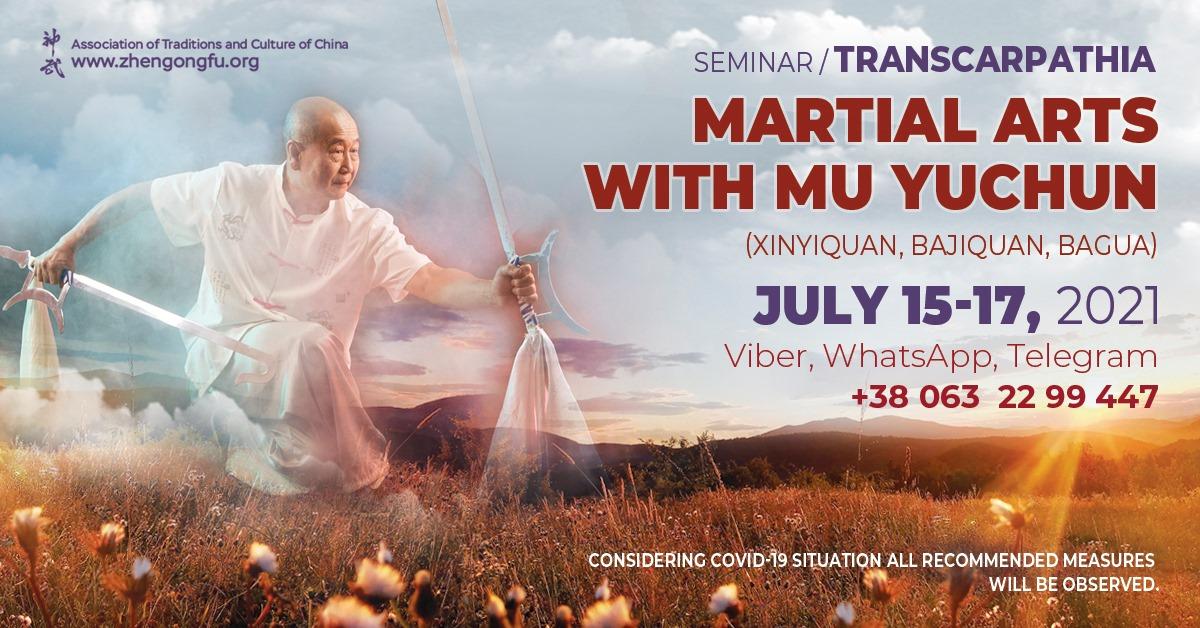Martial Arts with Mu Yuchun