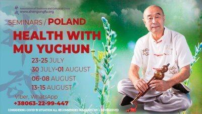Health, Wellbeing, Mu Yuchun, Poland, 2021